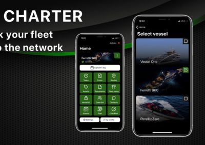 For Charters | Yacht Manager App